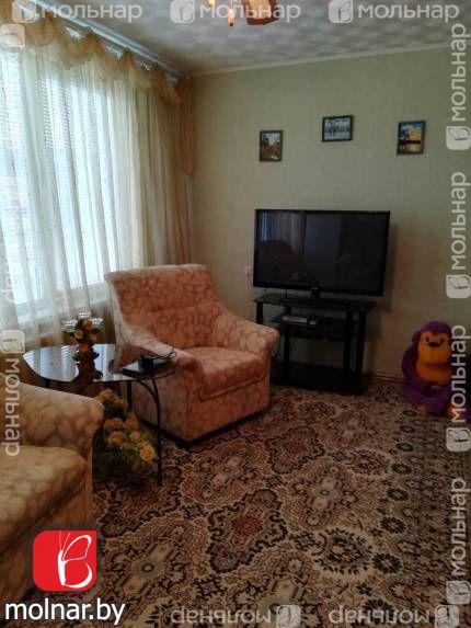 Продается 3-х комнатная квартира с мебелью и техникой. г.Вилейка