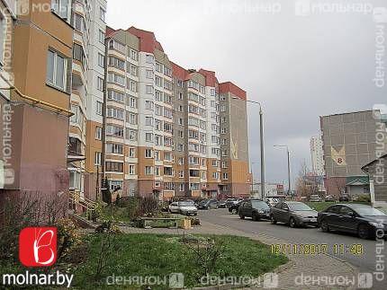 Продажа однокомнатной квартиры в Лошице. ул.Лучины,4