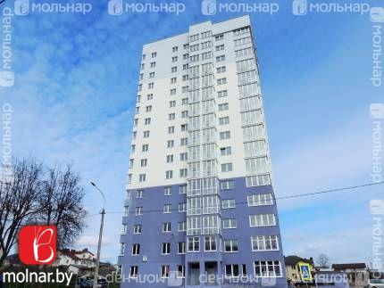 3-комнатная квартира в центре города. Новый дом. Высокий этаж. Ул. Кутузова 1.