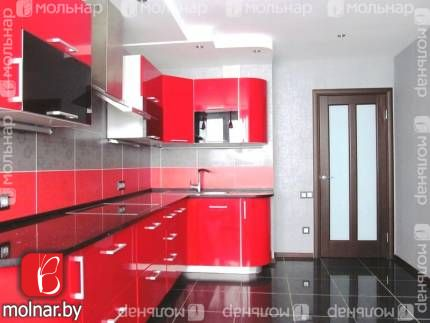 квартира 2 комнаты по адресу Минск, Партизанский просп