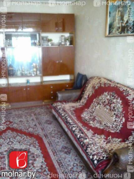 продается 2-комнатная квартира в а.г. Гатово