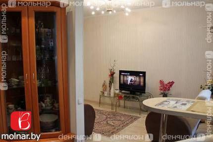 квартира 2 комнаты по адресу Минск, Казарменный пер
