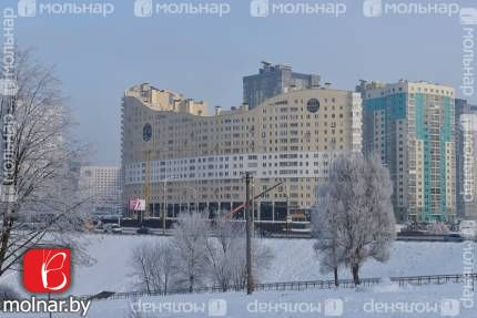 Прекрасная 3-х комнатная квартира в ЖК «ДЮНА» с видом на парк Павлова! пр.Дзержинского,115