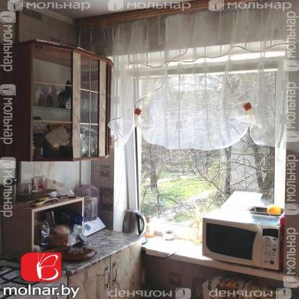 , 5  Продается двухкомнатная квартира в пятиэтажном кирпичном доме