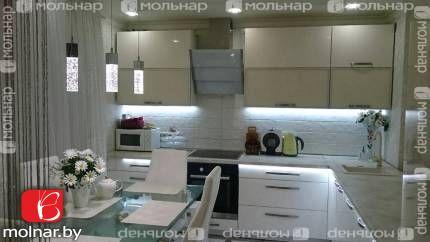 , 46  Продается трехкомнатная квартира улучшенной планировки в доме 2005 года постройки