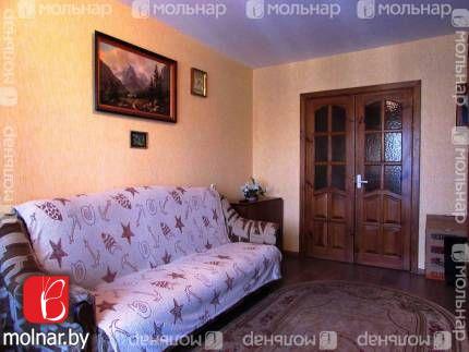 Продаётся 3-х комнатная квартира с раздельными комнатами пешком метро Партизанская
