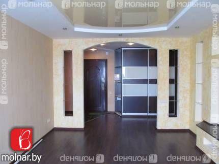 2-х комнатная квартира с дизайнерским ремонтом. д.Большой Тростенец, ул.Молодёжная,1 корп.2