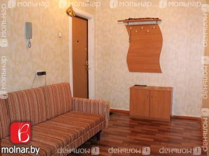 квартира 2 комнаты по адресу Минск, Прушинских ул