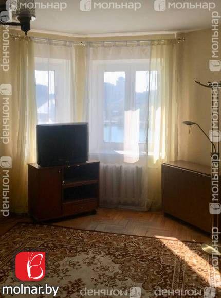 Продаётся квартира в доме  с видом на Свислочь. ул.Сторожевская,8