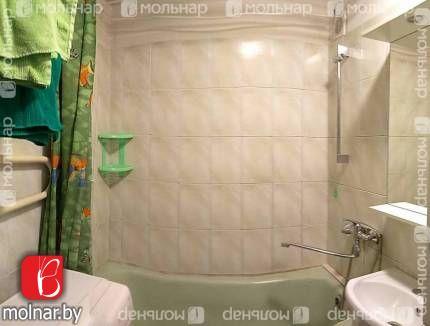 квартира 1 комната по адресу Минск, Партизанский просп