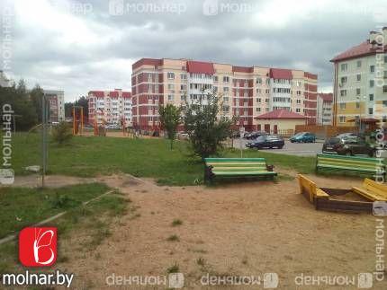 квартира 3 комнаты по адресу Колодищи, Военный Городок ул