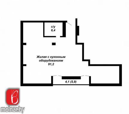 купить квартиру на Мстиславца Петра ул, 22