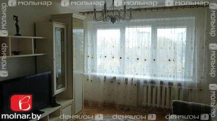 """Продаётся однокомнатная квартира в 5 минутах ходьбы от станции метро """"Площадь Я.Коласа'. ул.В.Хоружей,17"""