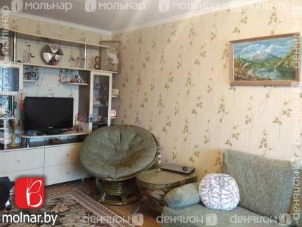Продается 2-х комн. квартира на ул.Асаналиева 7