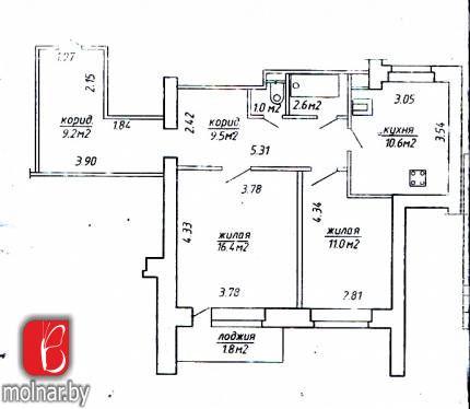Купить квартиру - Немига  10