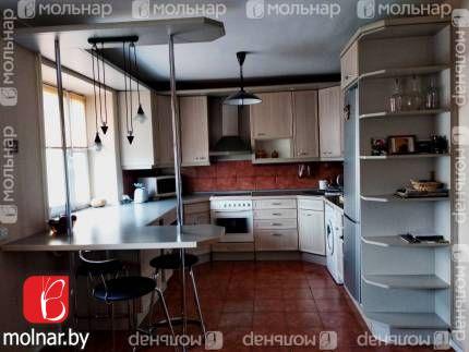 4-х комнатная квартира в кирпичном доме в центре города!