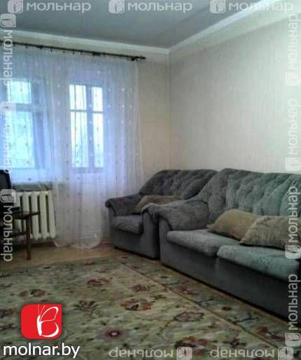 Продаётся 3-х комнатная квартира. ул.Пуховичская,12