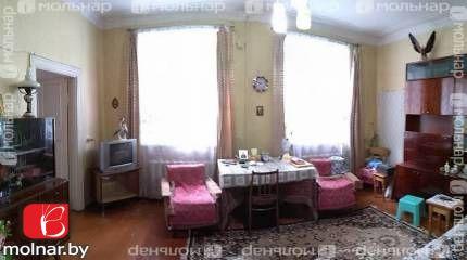 Продаётся трехкомнатная квартира в кирпичном доме. ул.Будённого,19
