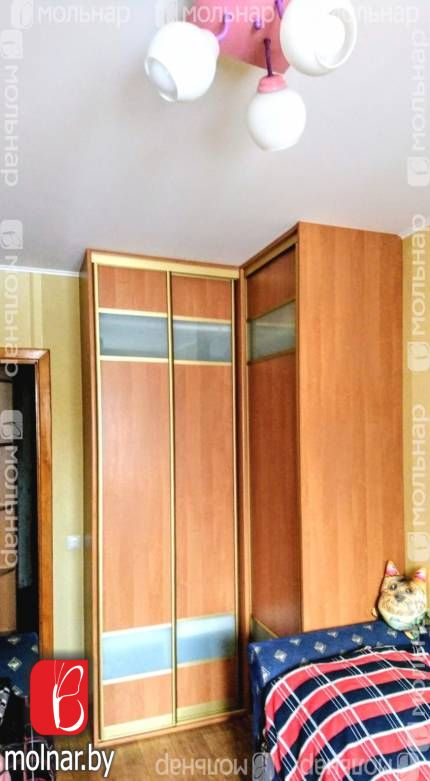 квартира 2 комнаты по адресу Минск, Слободская ул