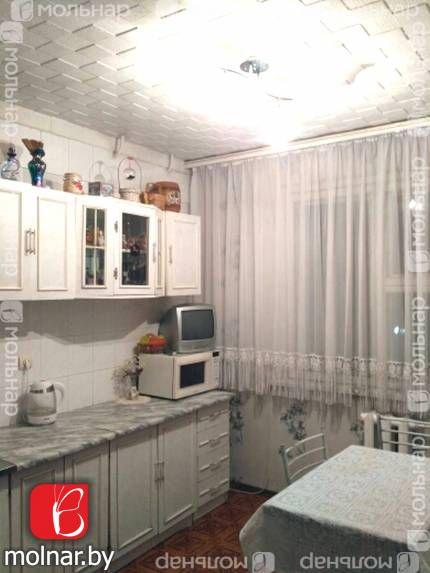 Четырёхкомнатная квартира улучшенной планировки. ул.Рафиева,94