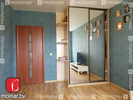 квартира 3 комнаты по адресу Минск, Алибегова ул