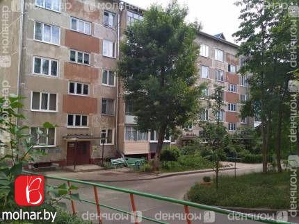 Продается   двухкомнатная   квартира в г.Молодечео по ул.В.Гостинец