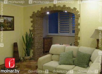 Продается 3-комнатная квартира новой планировки в г.Гродно по ул. Вишневая,13.
