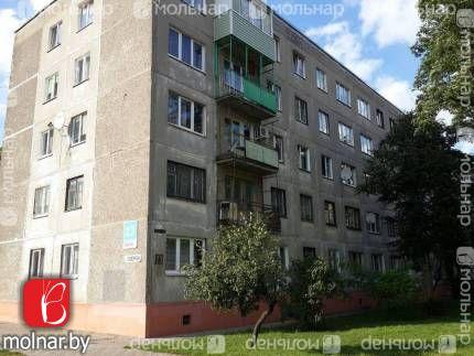 Продаётся двухкомнатная квартира в г.Гродно по ул.Суворова,23