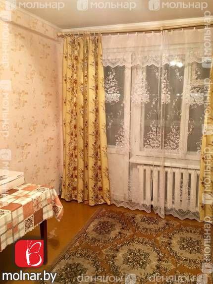 Аккуратная однокомнатная квартира. ул.Матусевича,3