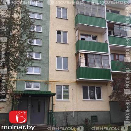 Продажа 2х комнатной квартиры. ул.Калиновского,24