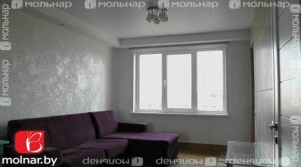Уютная трехкомнатная квартира с отличным ремонтом возле метро