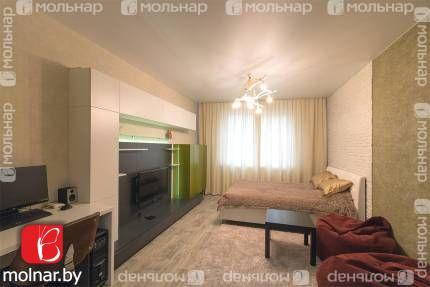 Однокомнатная квартира с дизайнерским ремонтом! ул.Н.Орды,55