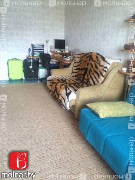 квартира 1 комната по адресу Минск, Асаналиева ул