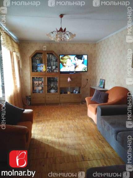 Продаётся 3-х комнатная квартира в г.Борисове по ул.Гагарина,66