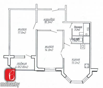 Купить квартиру - Кунцевщина  17