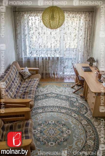 Продаётся 3-х комнатная квартира в районе метро.  ул.Народная,53 корп.1