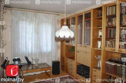 Продаётся просторная квартира с кухней 8,48 м2. пр.Рокоссовского,4 корп.4