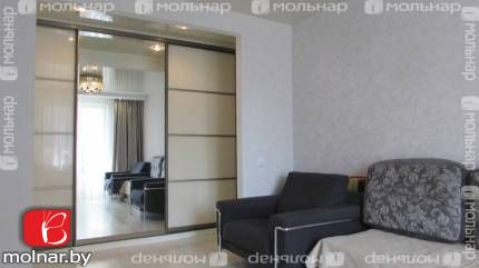 квартира 2 комнаты по адресу Лесной, Александрова ул
