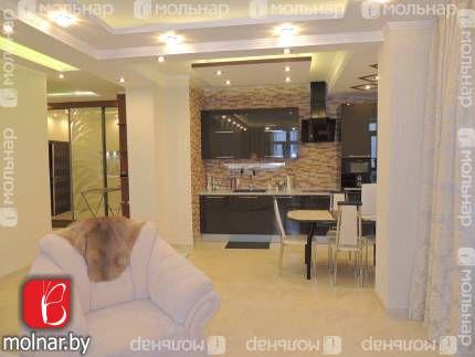 Квартира в центре Минска. Славянский квартал. Проспект Победителей 27