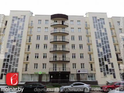 Две последние 4-комнатные квартиры. Новый дом в центре Минска. Ул. Смолячкова 4.