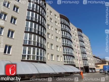 , 4  Новая квартира в центре Минска
