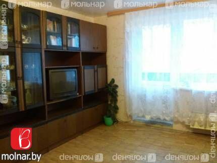 Продаётся 1 комнатная квартира в микрорайоне *Сосны*. ул.Павловского,34