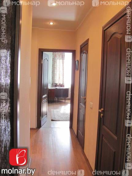 квартира 2 комнаты по адресу Минск, Молочный пер