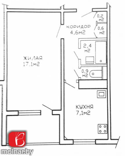 купить квартиру на Пономаренко ул, 32
