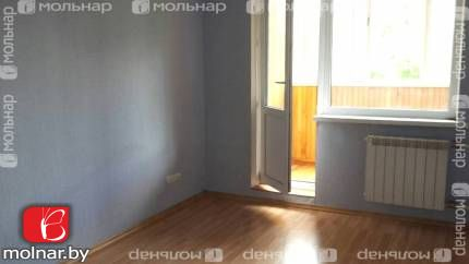 , 60  Продаётся квартира в в центре Серебрянки