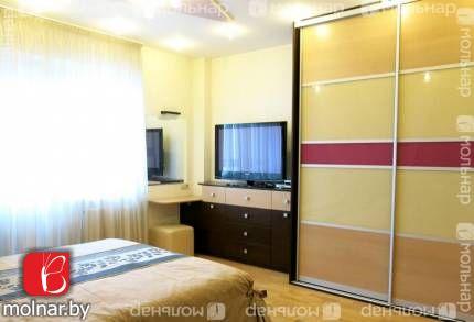 квартира 3 комнаты по адресу Минск, Грушевская ул