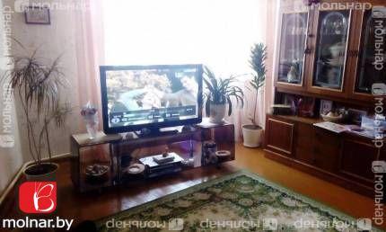 Продается 3-х комнатная  квартира в г.Молодечно по ул.В. Гастинц145а,