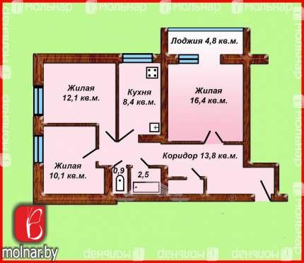 купить квартиру на Шабаны ул, 11