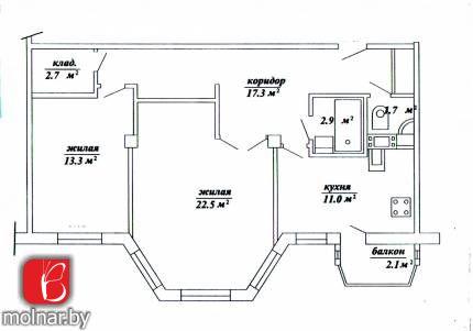 купить квартиру на Панченко ул, 70
