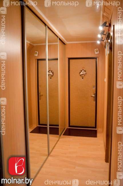 квартира 2 комнаты по адресу Минск, Барамзиной ул